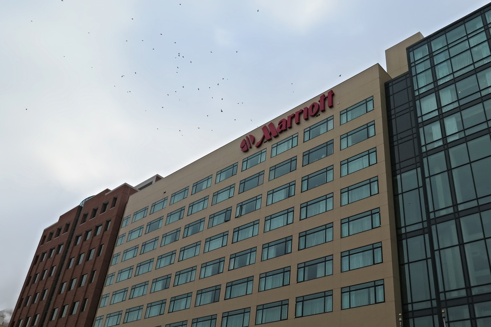 9. Rochester Marriott Hotel