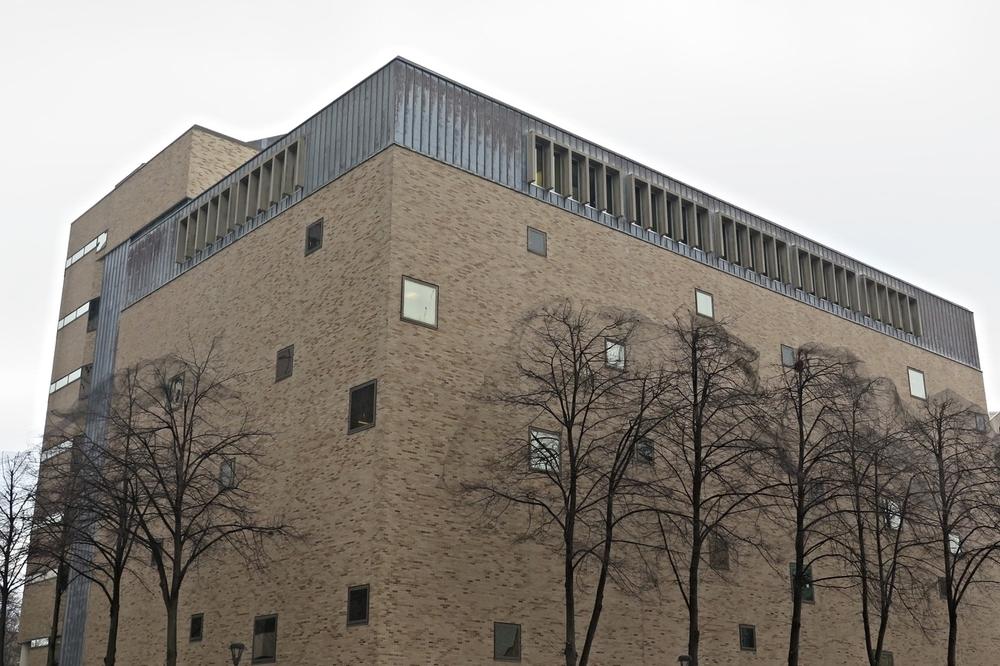 7. Harwick Building (Mayo Clinic)