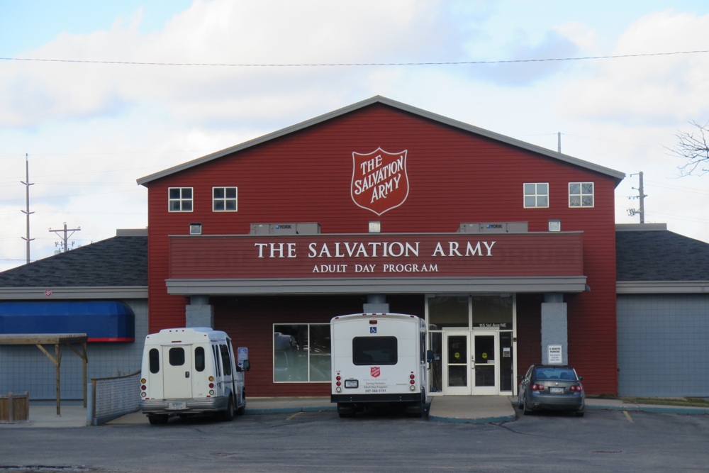 Photo: Salvation Army / The Med City Beat