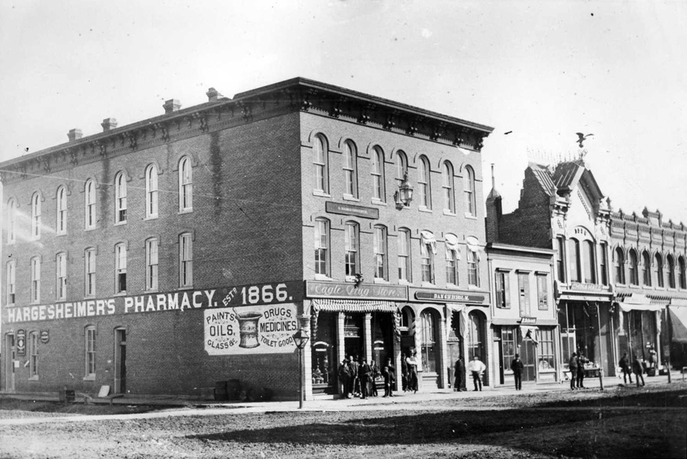 Rochester 1892