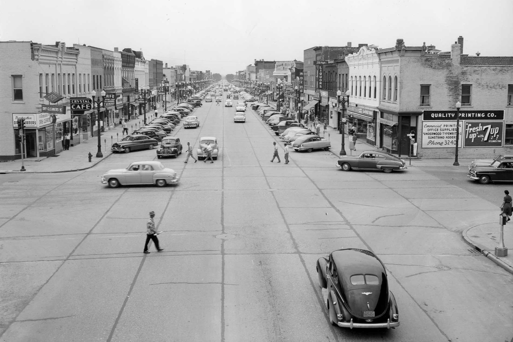Rochester 1955