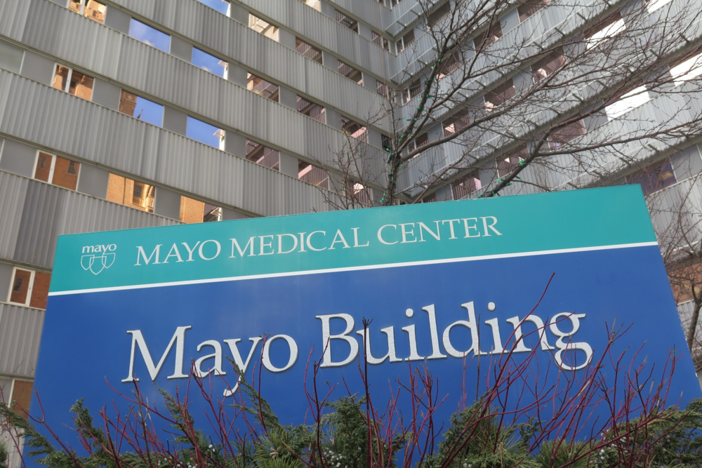 Photo: Mayo Clinic / The Med City Beat