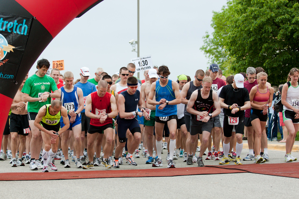 Photo: Med City Marathon