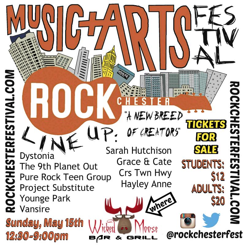 rockchesterfestival.com
