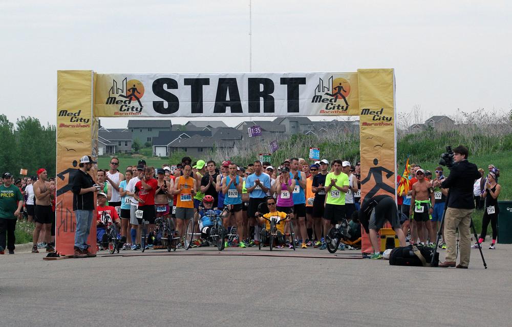 Photo courtesy Med City Marathon
