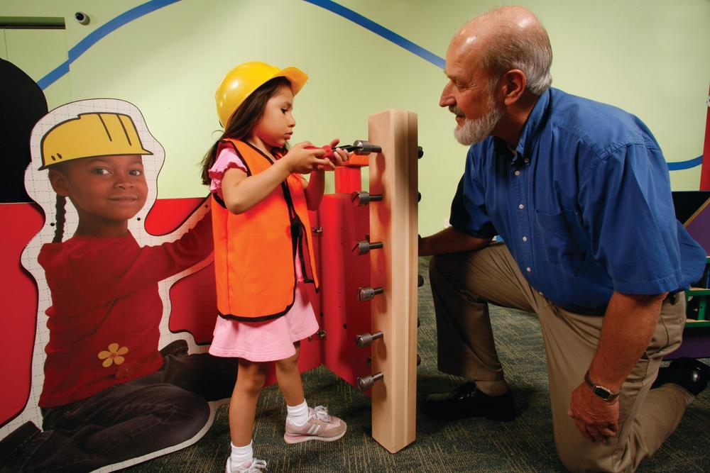 Photo courtesy Minnesota Children's Museum of Rochester