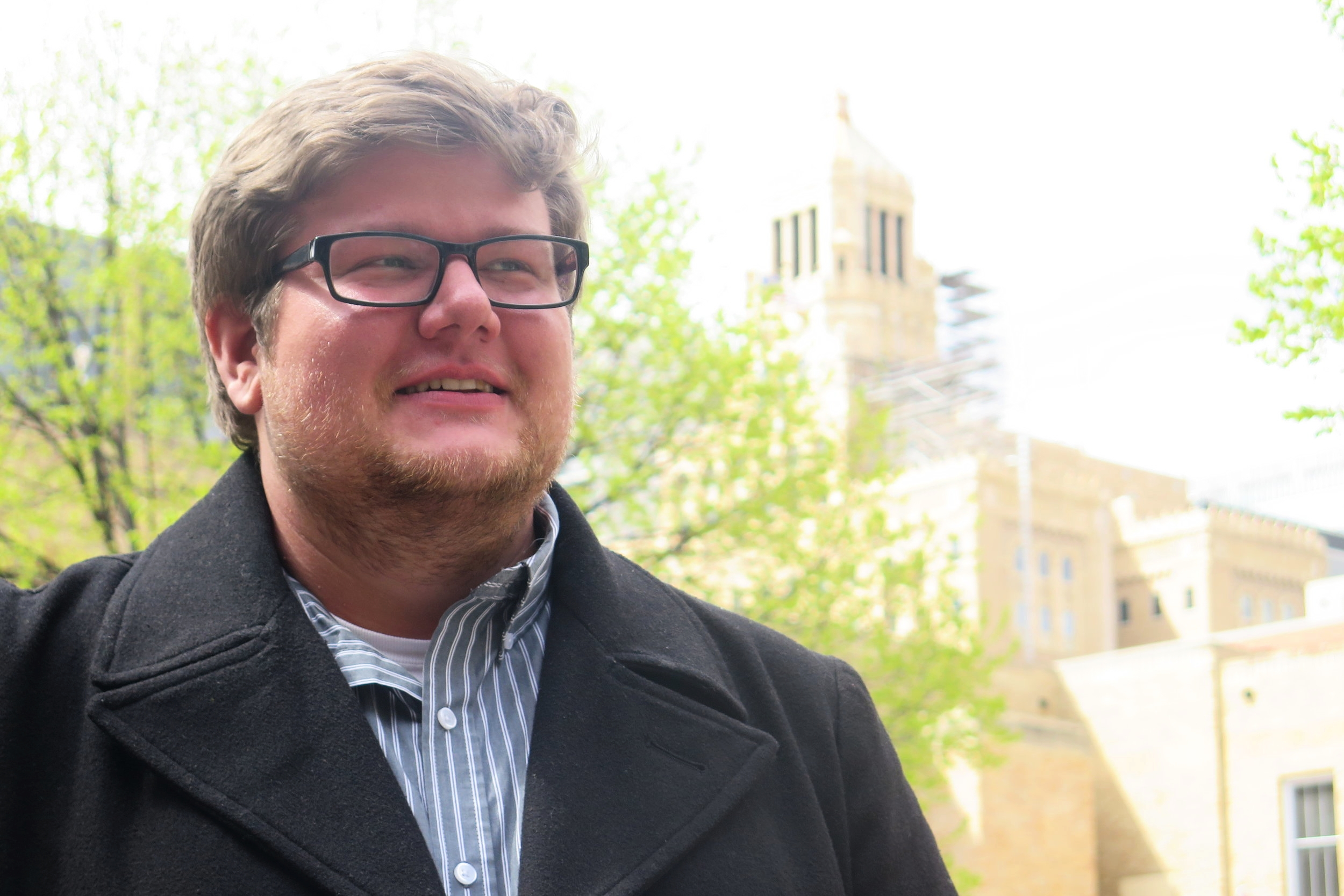 Meet the 24-year-old who dropped out of law school to become