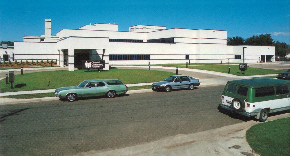 Hospital in 1979