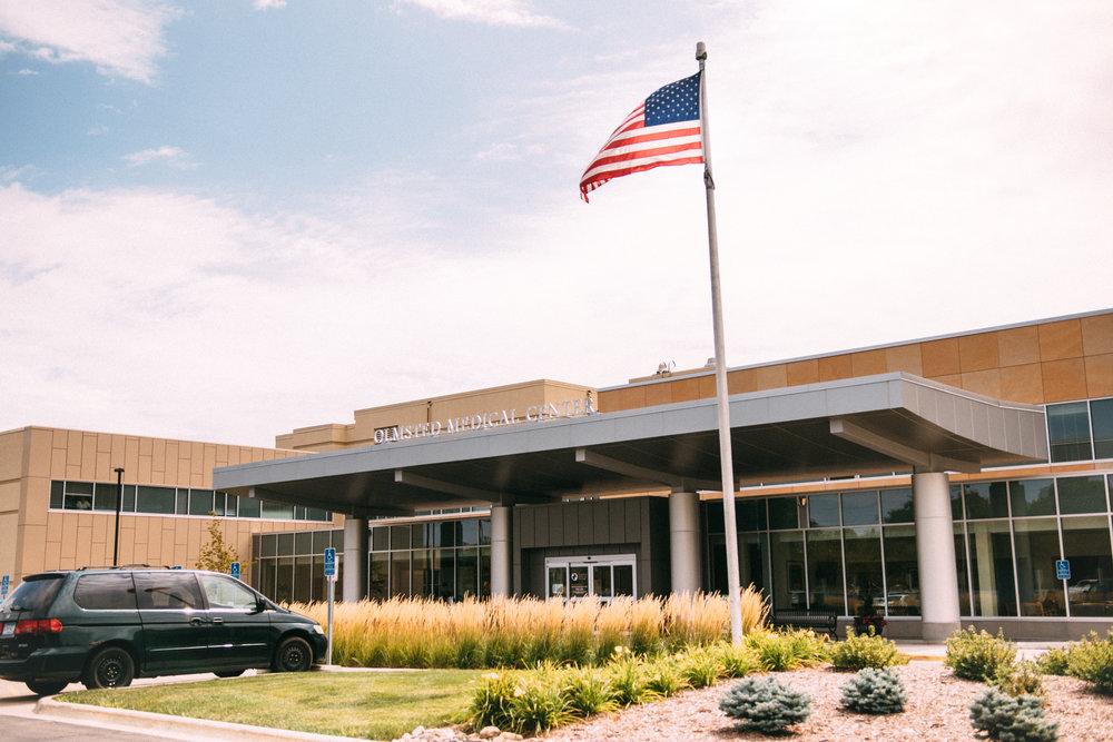 Hospital in 2017