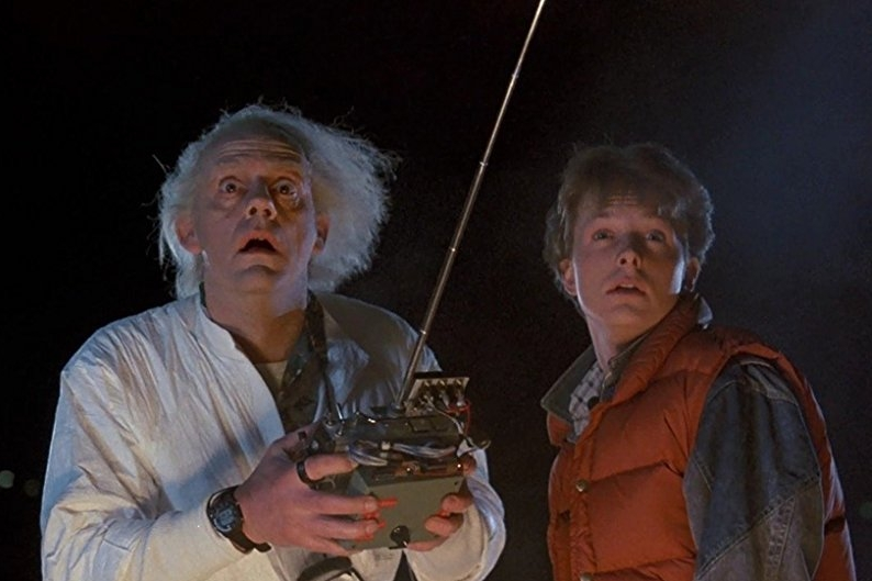 Back to the Future  / Universal Pictures