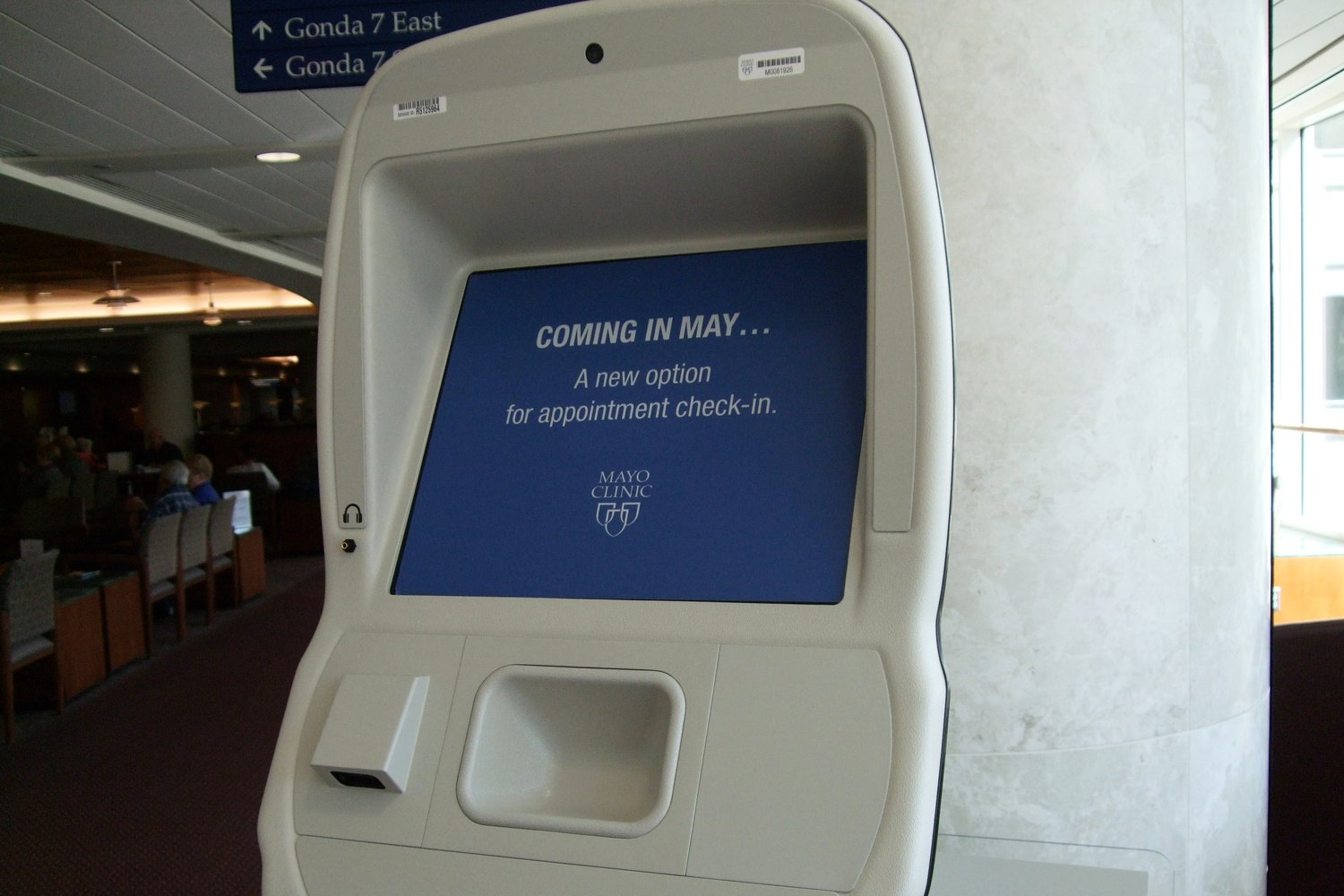 What you need to know about Mayo's new patient kiosks