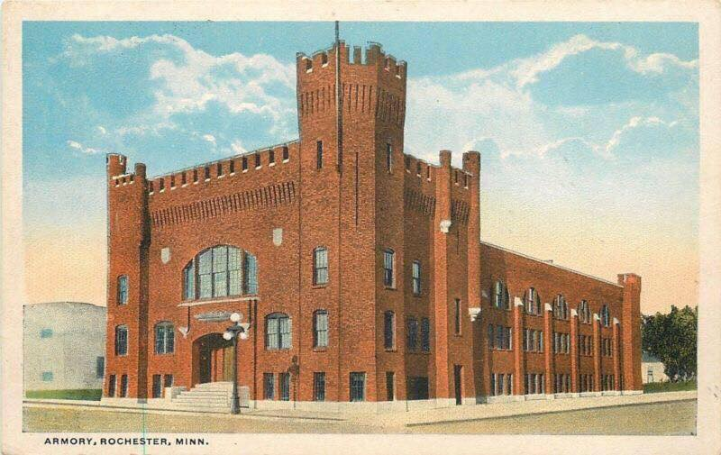 According to historical archives, the armory used to host dances on the weekends, making it a hot spot for local teens in the middle of the 20th century.