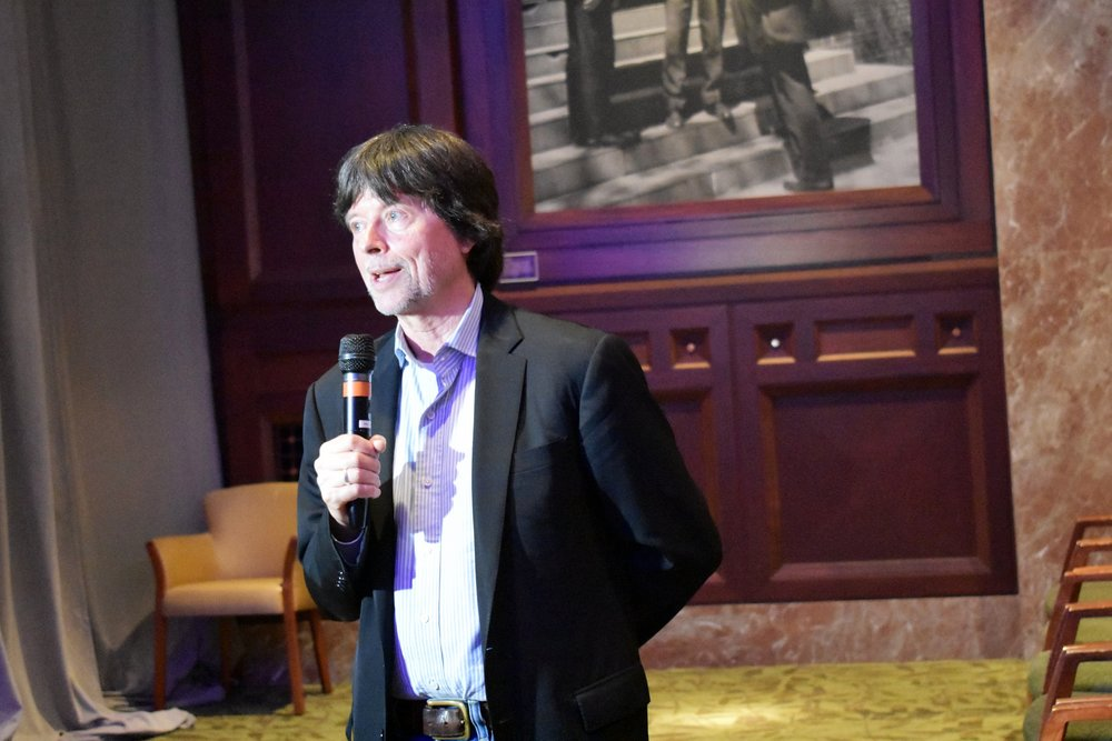 Ken Burns focuses his lens on the Mayo Clinic