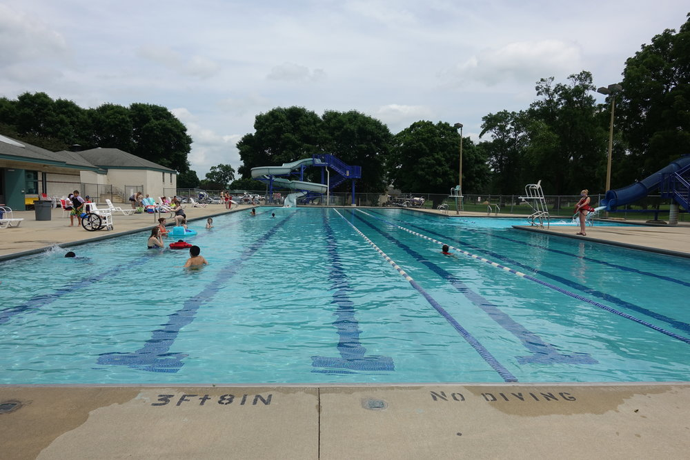 Soldiers Field Pool is open daily through Aug. 26