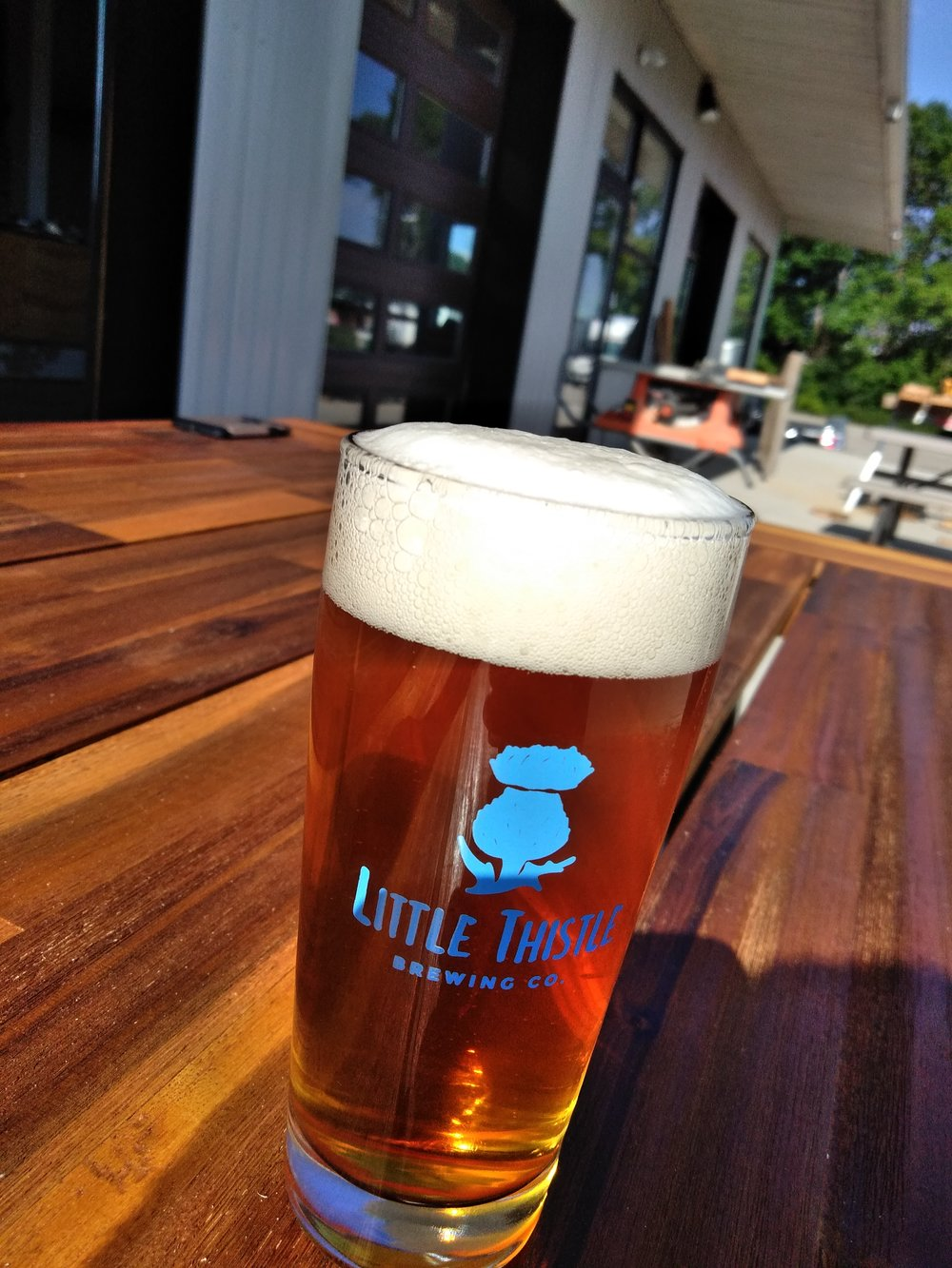 Little Thistle Brewing is located at 2031 14th Street NW in Rochester