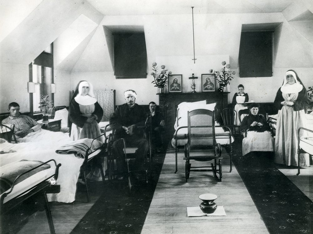 Legacy of Mother Alfred Moes continues to guide Rochester Franciscan