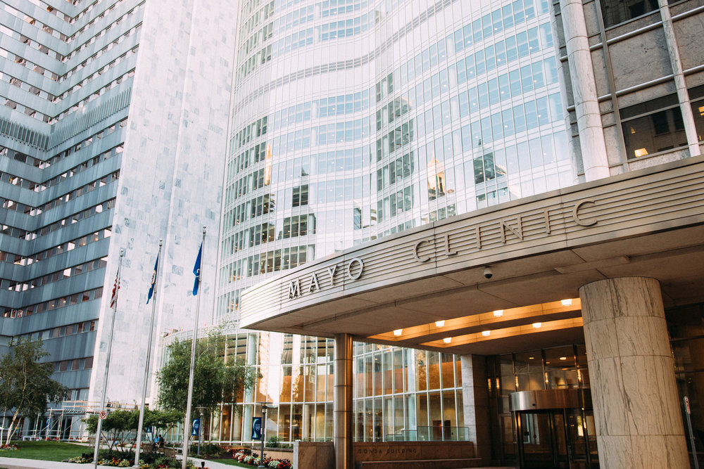 Newsweek names Mayo Clinic the best hospital in the world