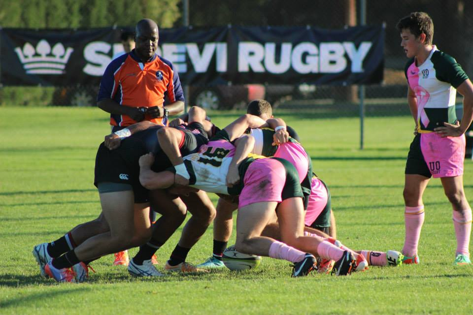 Duck Rugby Breast Cancer Kit raised money for Breast Cancer Research