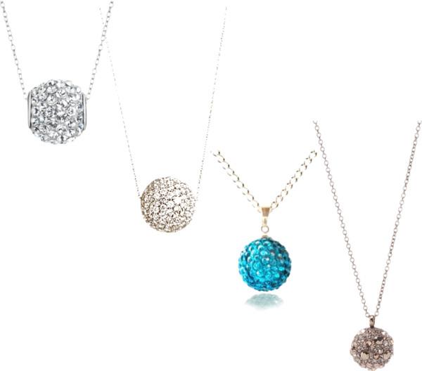 Necklace Trendbyfashfrifeaturing apave diamond necklace