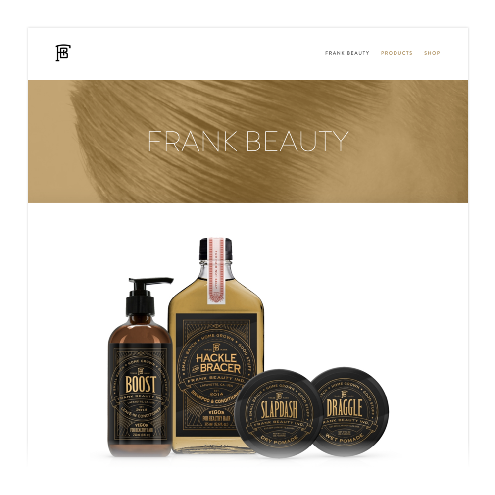 Frank Beauty Inc.