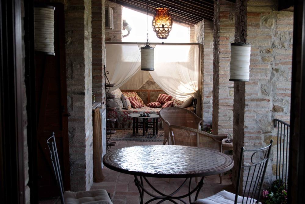 Moraccan Terrace