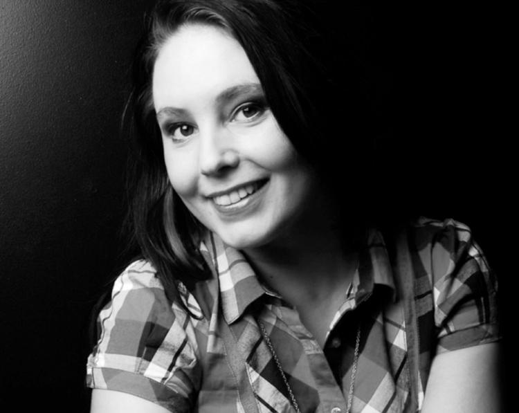 Hilda Sandgren i podcasten Anna Moore möter stjärnor