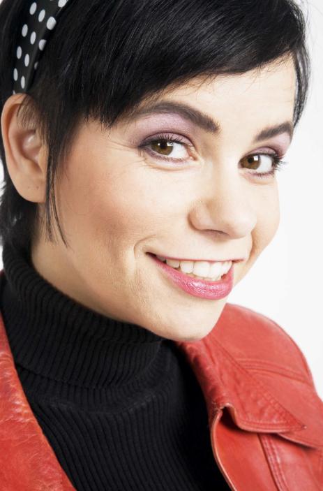 Carolina Norén i podcasten Scenen Är Din