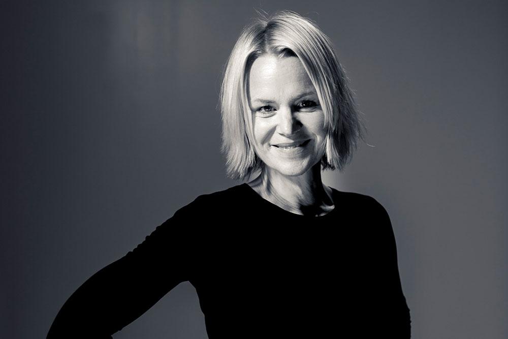 Att jobba med Anna ger konkreta resultat och massor av glädje och energi, säger Gabriella Klapp