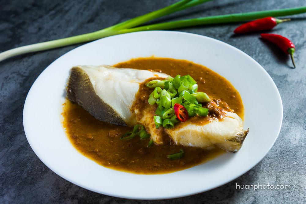 9.  茄汁鱈魚