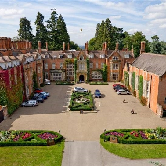 Tylney Hall Hotel, Hook - 4th July - 17th July 2017