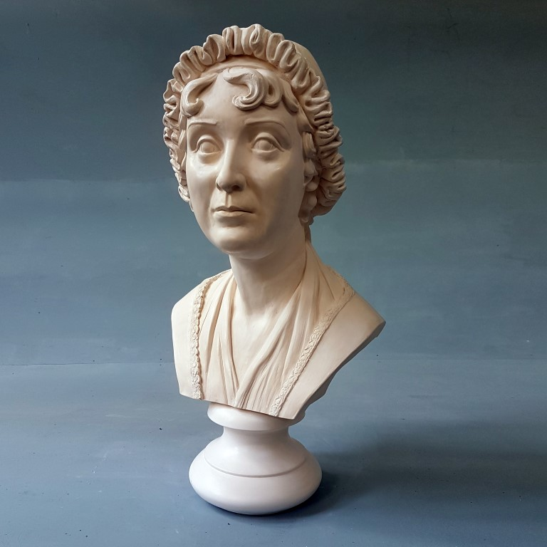 Jane Austen Life Size Bust £260 / RRP £650