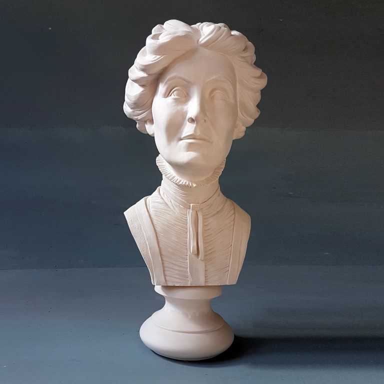 Emmeline Pankhurst Life Size Bust £260 / RRP £650