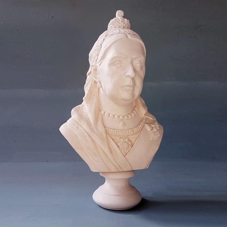 Queen Victoria Life Size Bust £260 / RRP £650
