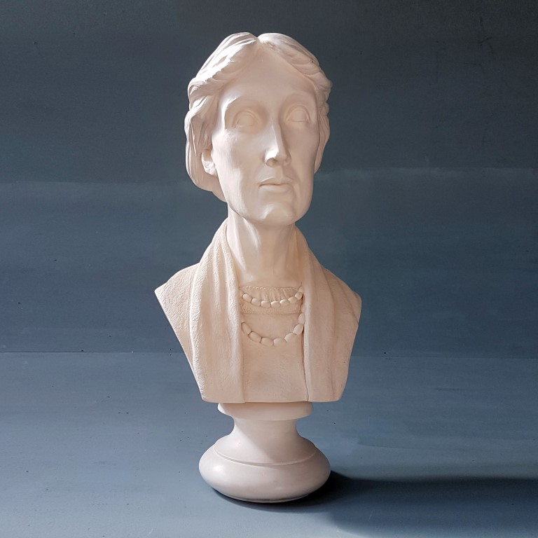 Virginia Woolf Life Size Bust £260 / RRP £650