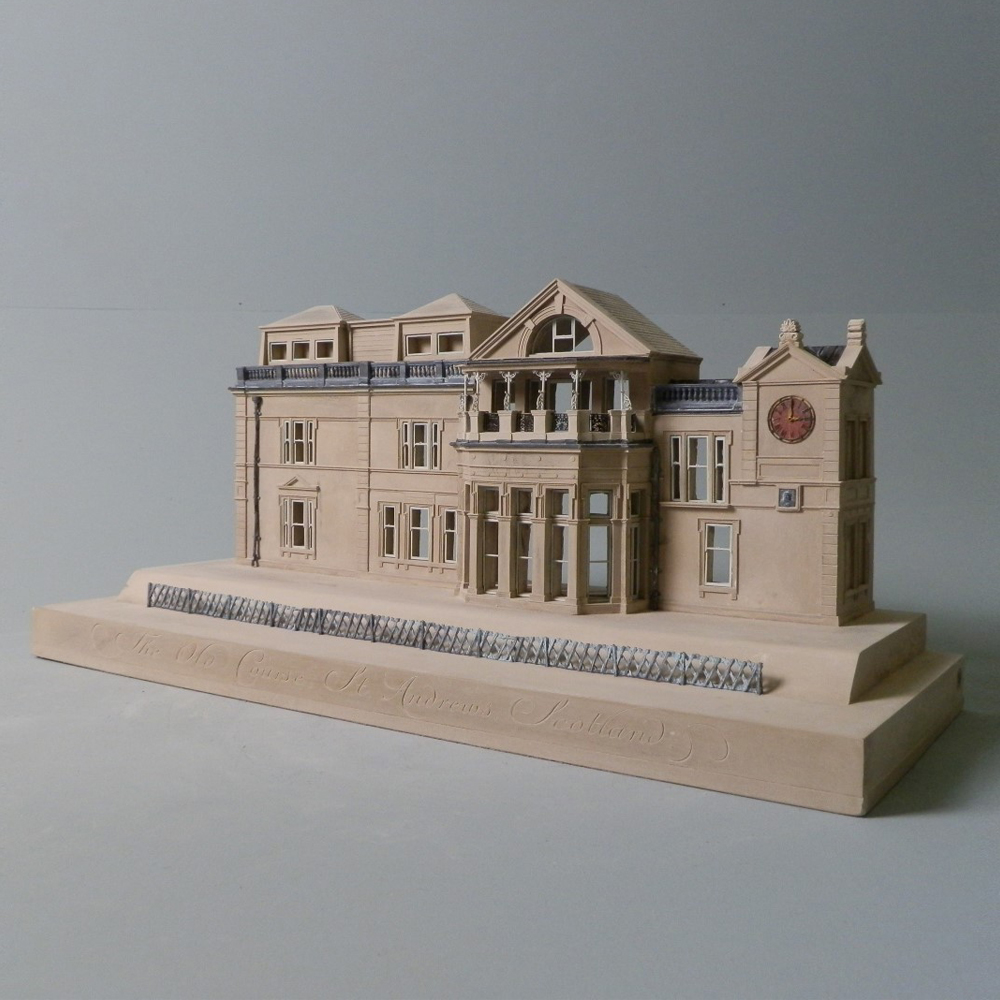 St Andrews Old Course £320 / RRP £800 (H15cm)