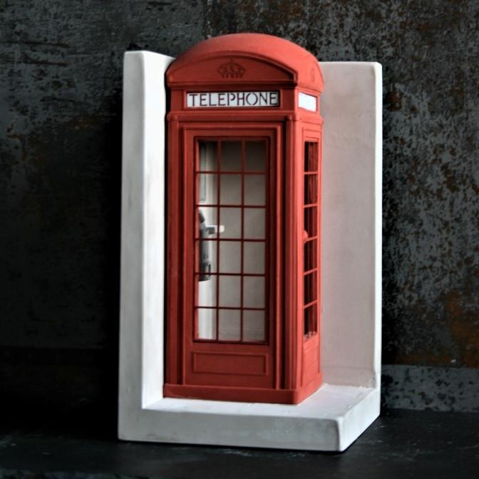 London Calling - Telephone Box (Large).JPG