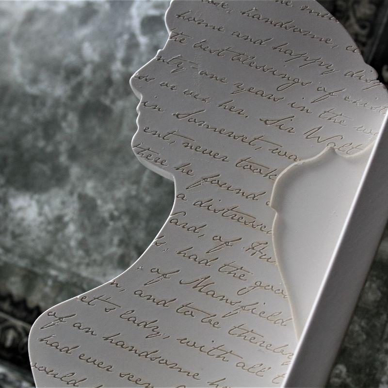 Jane Austen Bookend (1).JPG