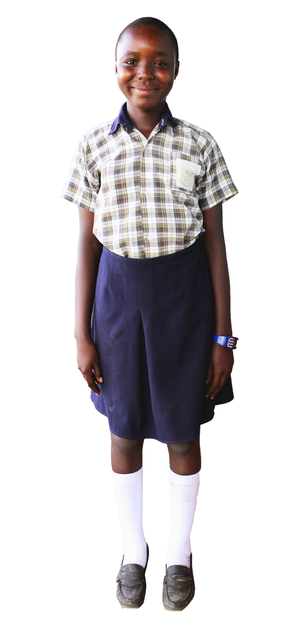 School Uniforms: £17  - It is standard in Uganda for students to have uniforms sets. A uniform set includes: formal uniform attire, PE clothes, a sweater, and socks.