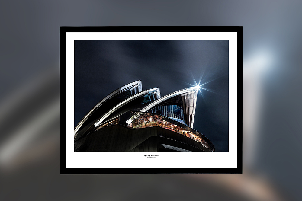 Sydney, Australia – oprawiony wydruk (50x40 cm) - 200 zł | kup teraz ➞