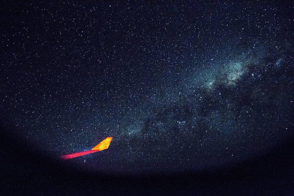 Sky over Australia