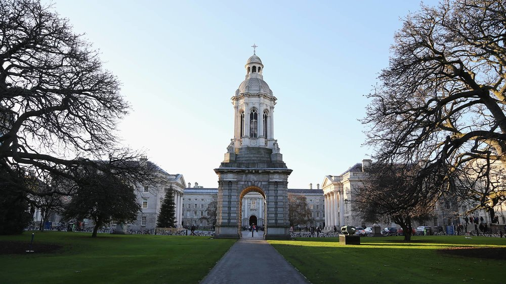 Trinity College Dublin in Ireland – my Alma Mater