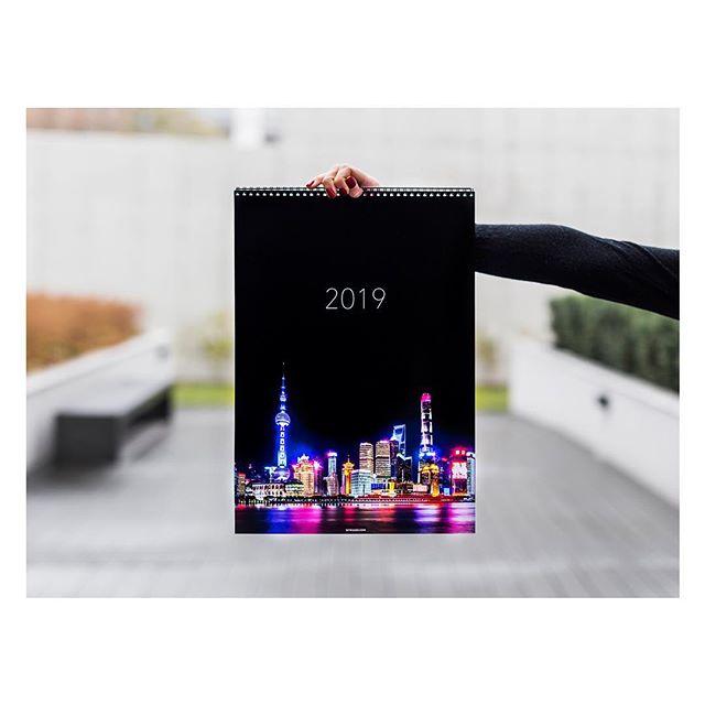 Mój fotograficzny kalendarz 2019 - już w sprzedaży! 📆 Link do sklepu na profilu 🙌