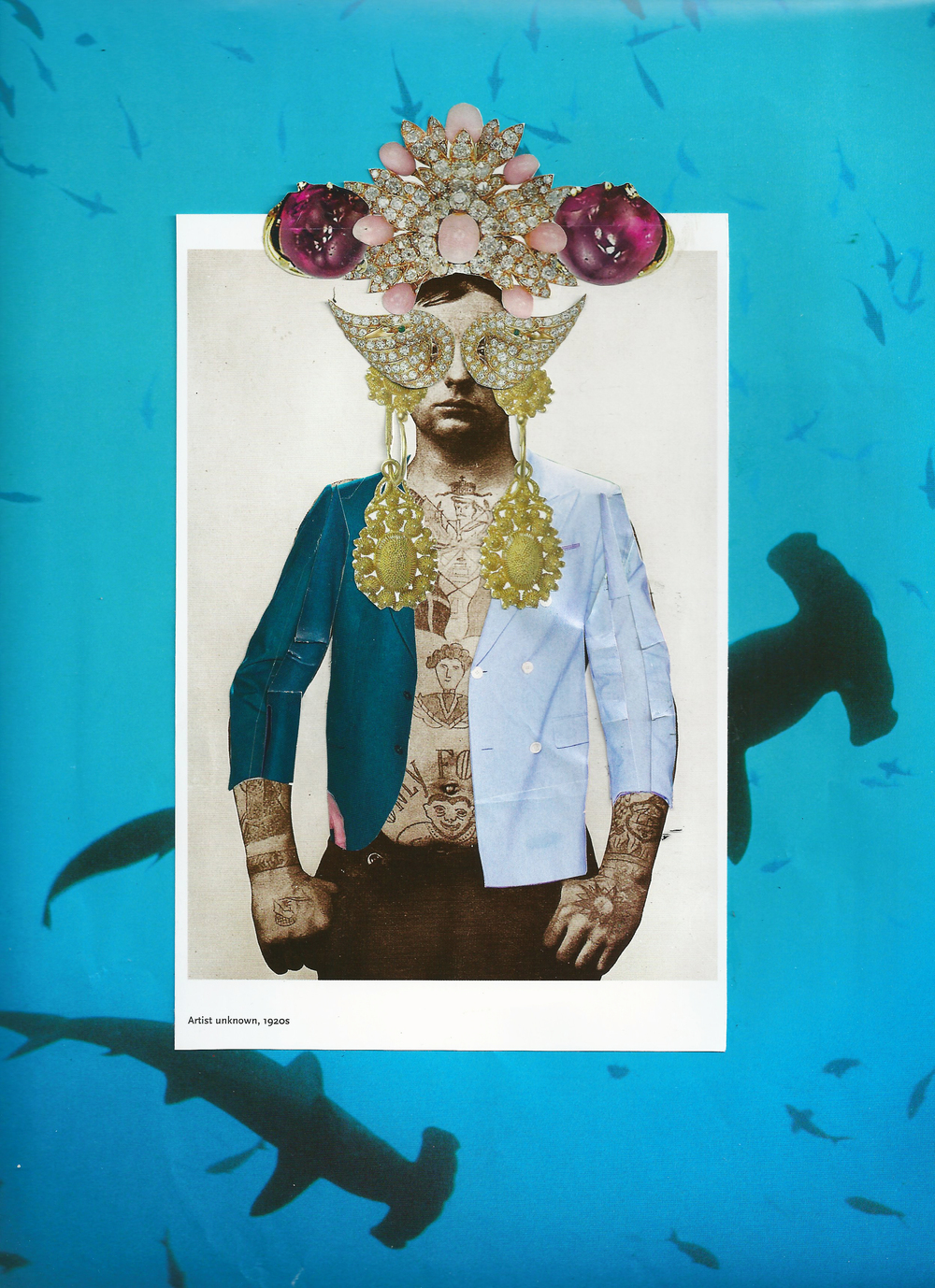 Gino Anthonisse, collage collectie 2015.JPG