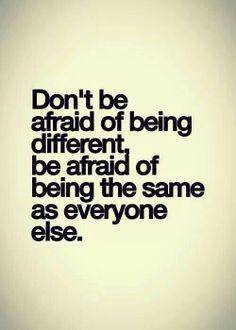 proud to be different mitingu