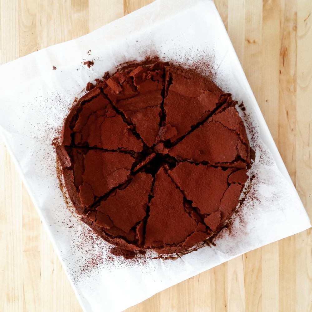 Flourless chocolate and lime cake.jpg