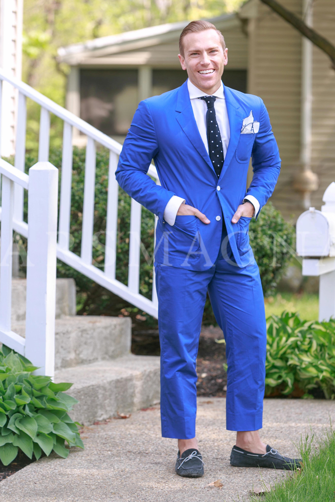 Men's Summer Style Inspiration | Chris Cuozzo — ARS MAGNA