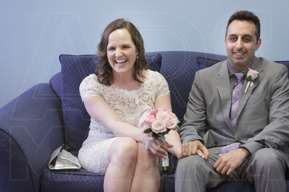city clerk's office Boston City Hall wedding photography