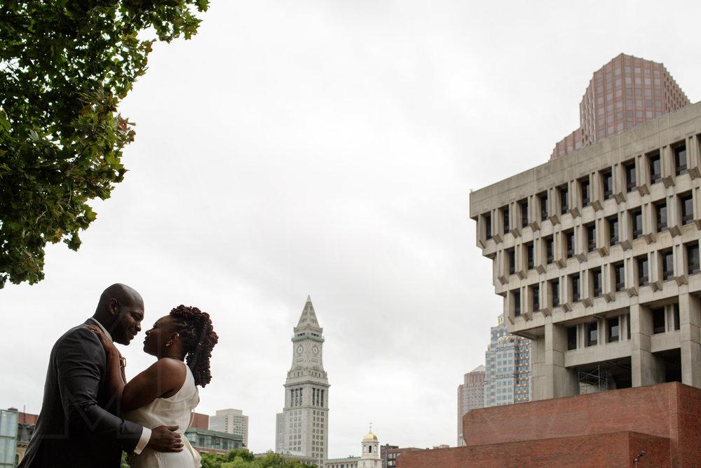 bridal portrait government center boston
