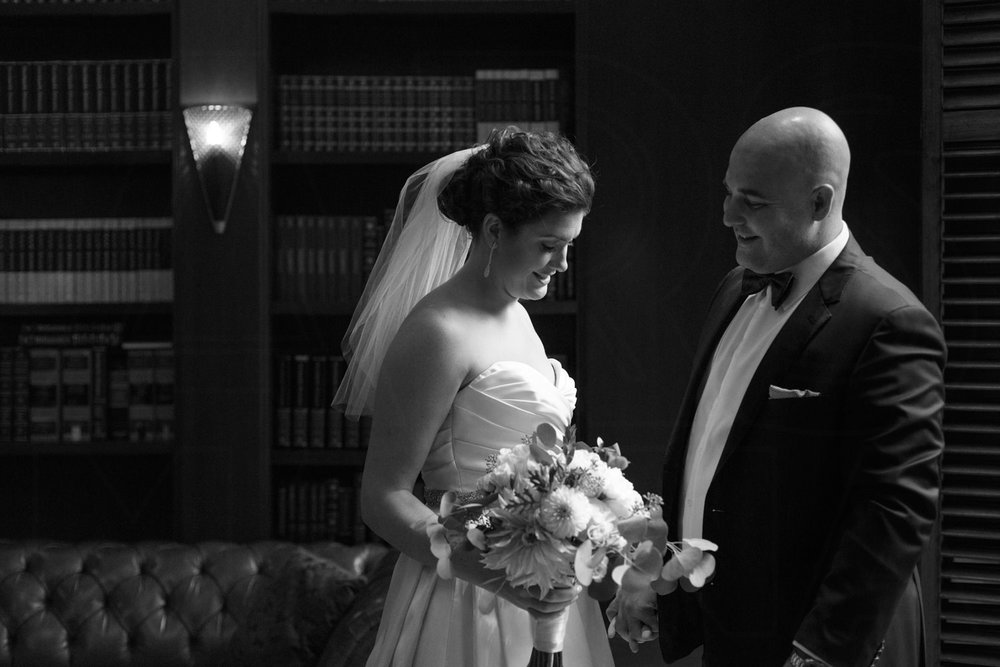 boston hotel wedding photography rain day first look