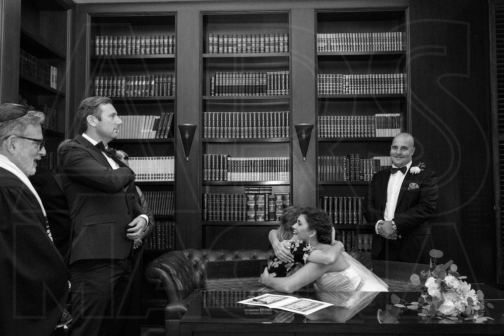 ketubah signing boston wedding photography